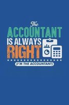 The Accountant Is Always Right