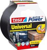 Tesa Extra Power Universal - Tape - 10 m x 50 mm - Zwart