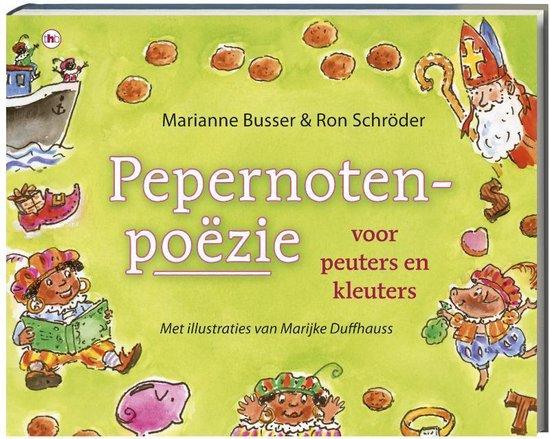 Pepernotenpoëzie - Marianne Busser |