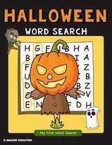 Halloween Word Search - My First Word Search