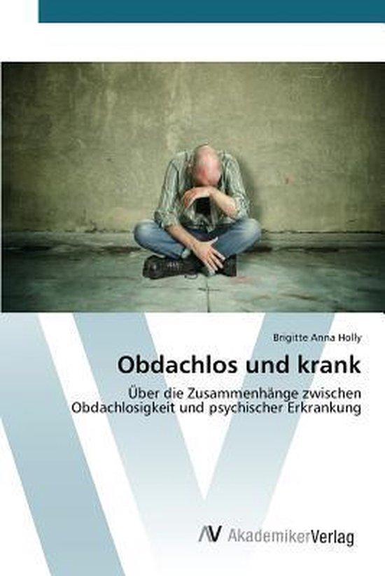 Obdachlos Und Krank