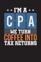 I'm a CPA