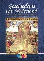 Boek cover Geschiedenis van Nederland van Liek Mulder