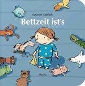 Boek cover Bettzeit ists van Susanne Gohlich