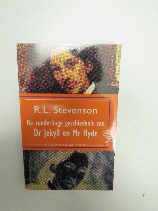De zonderlinge geschiedenis van Dr Jekyll en Mr Hyde - Robert Louis Stevenson |
