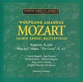Requiem/Mass In C Minor/...