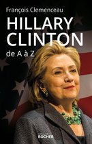 Boek cover Hillary Clinton de A à Z van François Clemenceau (Onbekend)