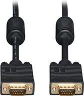 Tripp Lite P502-035 VGA kabel 10,7 m VGA (D-Sub) Zwart