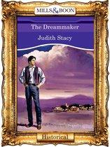 Omslag The Dreammaker (Mills & Boon Vintage 90s Historical)