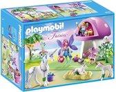 Playmobil Feeën en verzorgingspost voor eenhoorns - 6055