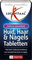 Lucovitaal Huid Haar Nagels Voedingssupplement - 30 tabletten