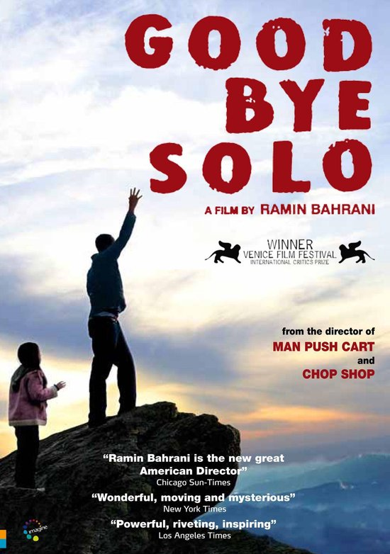 Cover van de film 'Goodbye Solo'