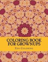 Coloring Book for Grownups