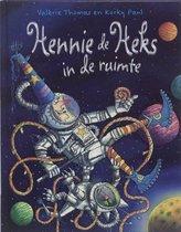 Prentenboek Hennie de heks - hennie