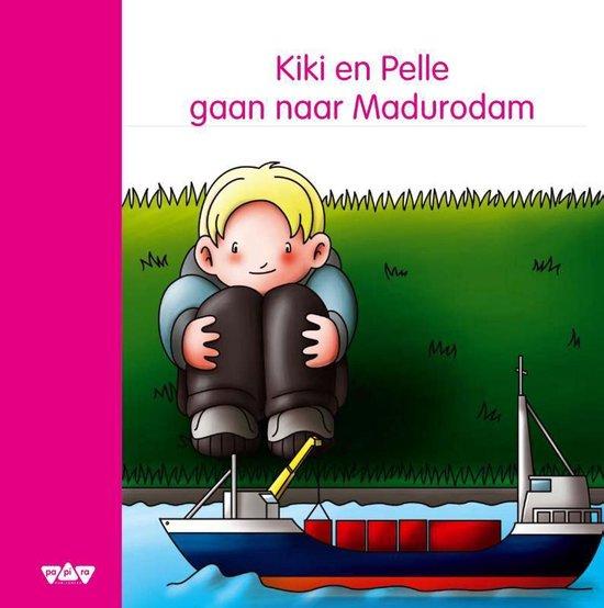 Kiki en Pelle - Kiki en Pelle gaan naar Madurodam - Jeannette Lodeweges |