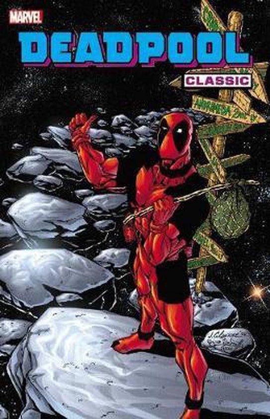Boek cover Deadpool Classic Vol. 6 van Christopher Priest (Paperback)
