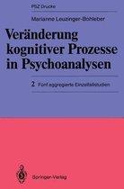 Veranderung Kognitiver Prozesse in Psychoanalysen