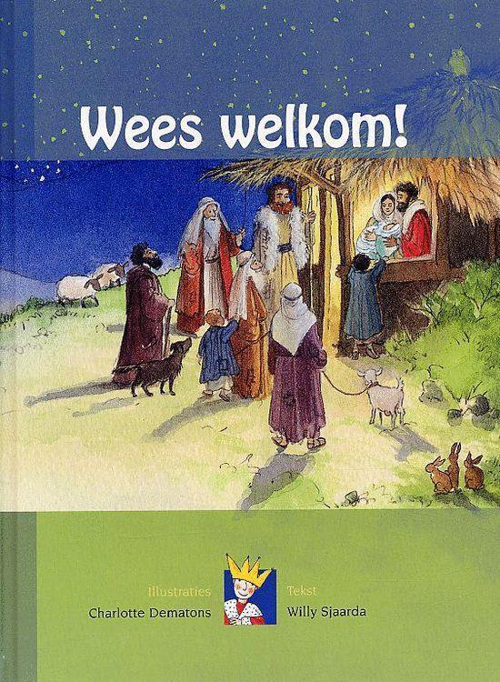 Wees Welkom! - Charlotte Dematons |