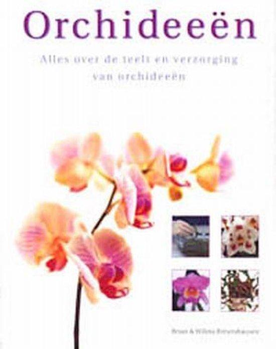 Cover van het boek 'Orchideeen'