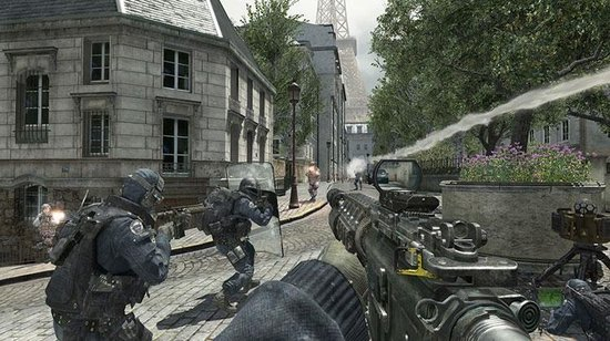 Bol Com Call Of Duty Modern Warfare 3 Ps3 Games