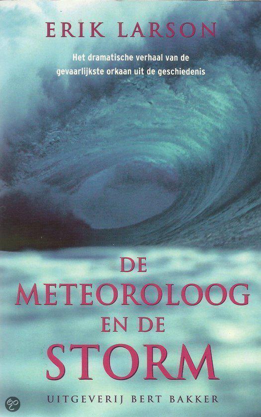 Afbeelding van De Meteoroloog En De Storm