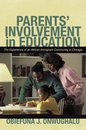 Omslag Parents' Involvement in Education
