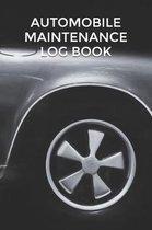 Automobile Maintenance Log Book