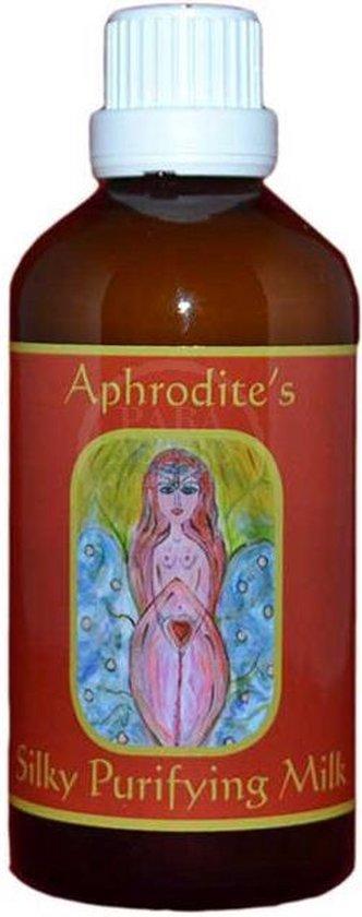 Aphrodite's zijdezachte reinigingsmelk