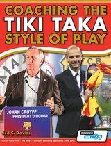 Omslag Coaching the Tiki Taka Style of Play