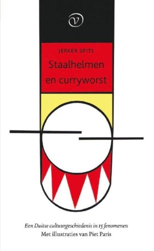 Staalhelmen en curryworst - Jerker Spits   Readingchampions.org.uk