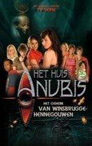 Boek cover Het Huis Anubis Dl 5 Geheim Van Winsbrugge-Hennegouwen van Alexandra Penrhyn Lowe (Paperback)