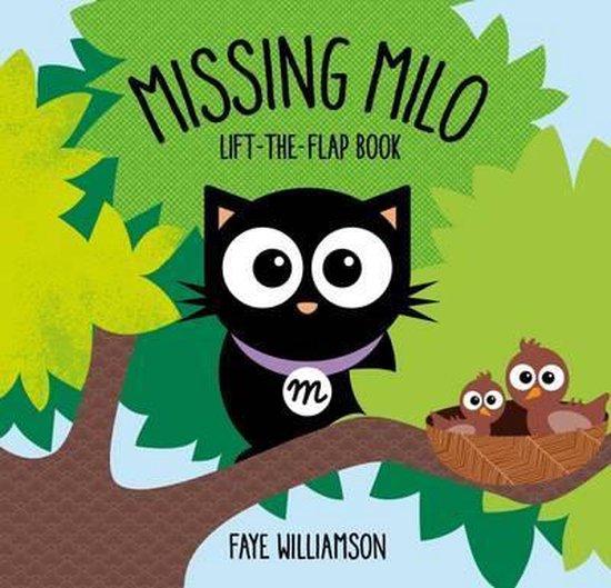 Boek cover Missing Milo van Faye Williamson (Paperback)