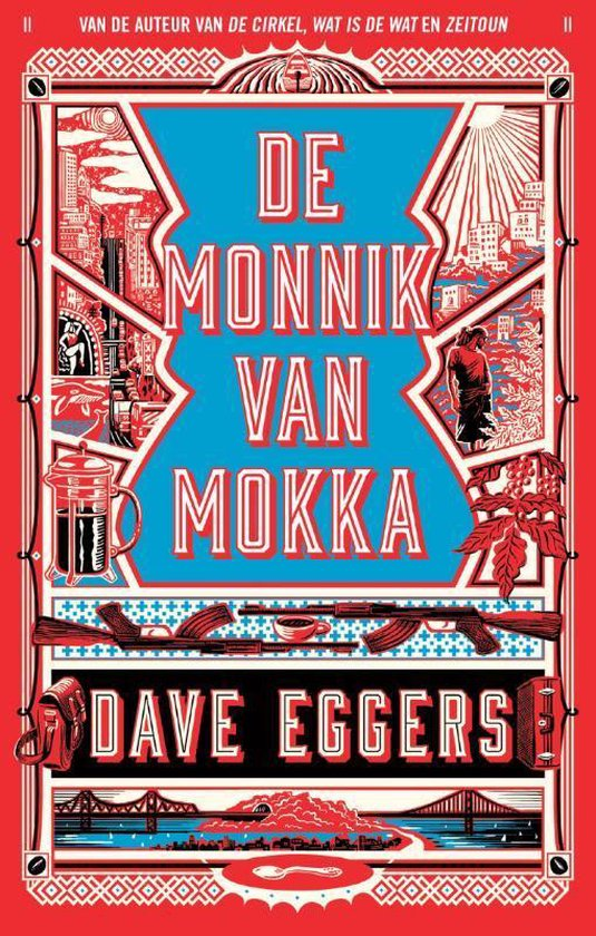 Omslag van De monnik van Mokka