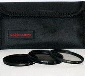 Green.L UV-CPL-ND8 Filter Kit 72 mm