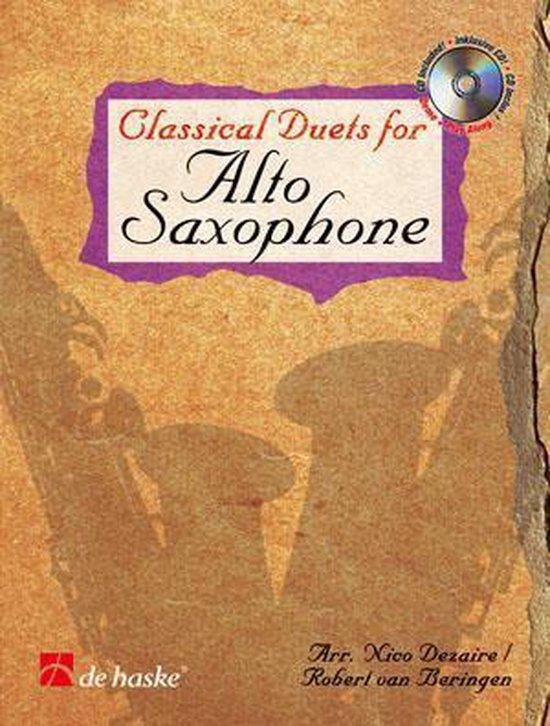 Classical Duets for Alto Saxophone - N. dezaire |