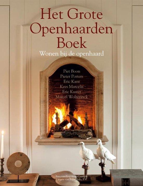 Het Grote Openhaarden Boek - Piet Boon pdf epub