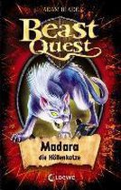 Beast Quest 40. Madara, die Höllenkatze