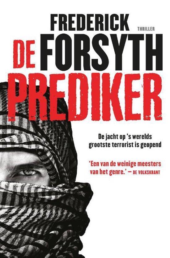 De prediker - Frederick Forsyth |