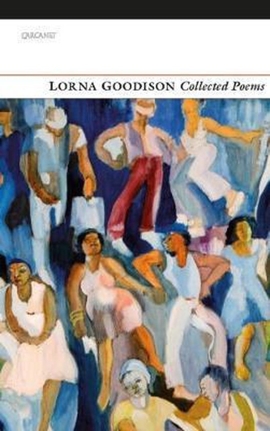 Boek cover Collected Poems van Lorna Goodison (Paperback)