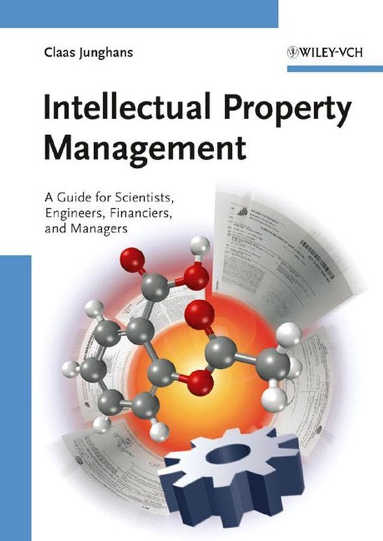 Boek cover Intellectual Property Management van Claas Junghans (Onbekend)