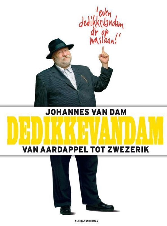 DeDikkeVanDam - Johannes van Dam |