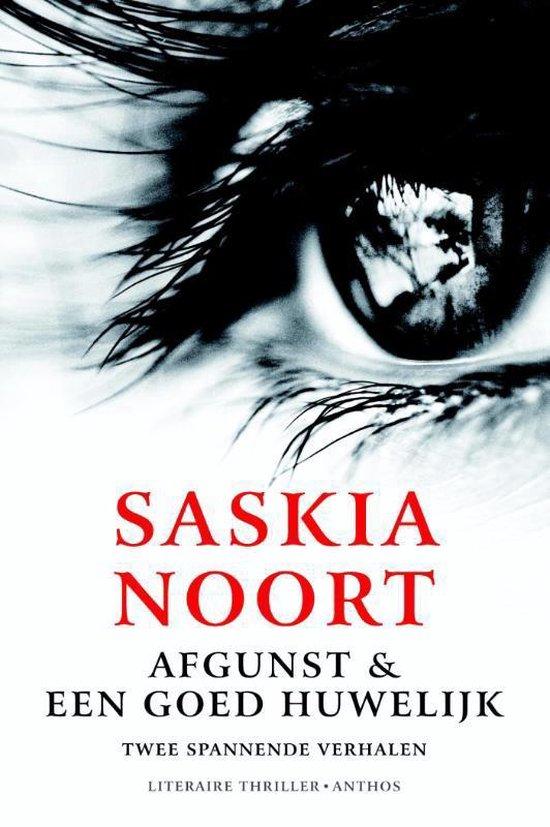 Boek cover Afgunst van Saskia Noort (Hardcover)