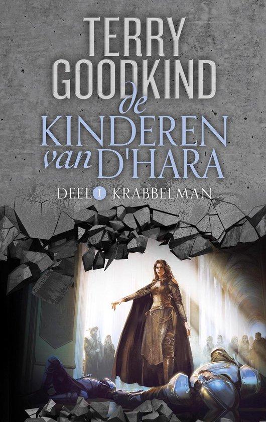 De Kinderen van D'Hara 1 - Krabbelman - Terry Goodkind  