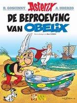 Asterix 30. de beproeving van obelix