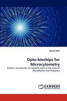 Opto-Biochips for Microcytometry