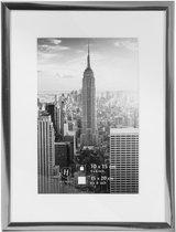 Fotolijst - Henzo - Manhattan - Fotomaat 15x20 - Donkergrijs