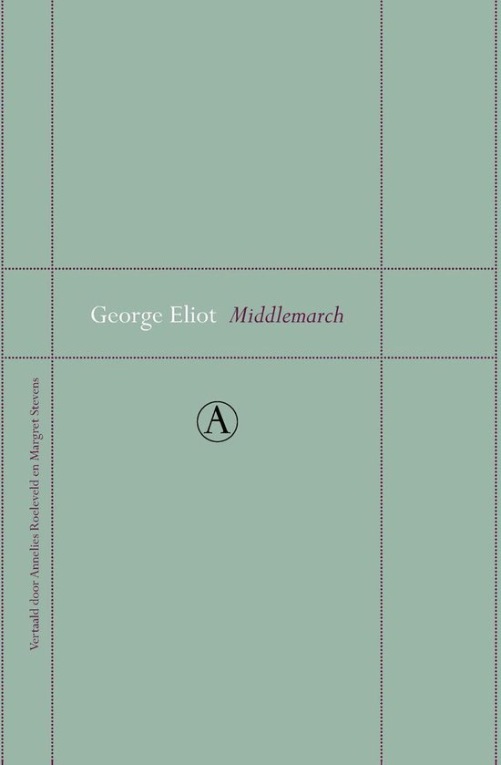 Middlemarch - George Eliot |