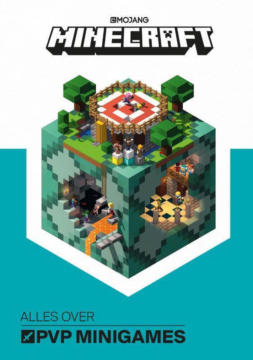 Minecraft Guide to Pvp Minigames