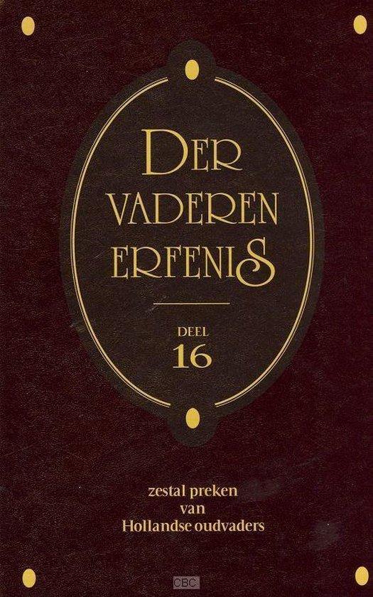 16 Der vaderen erfenis - Diverse auteurs  