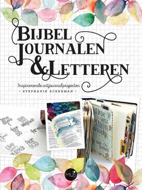 Bijbel journalen & letteren - Stephanie Ackerman  